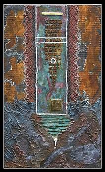 Rust-Art 02 by Gertrude Scheffler