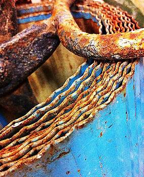 Rust Art  by Natalya Karavay
