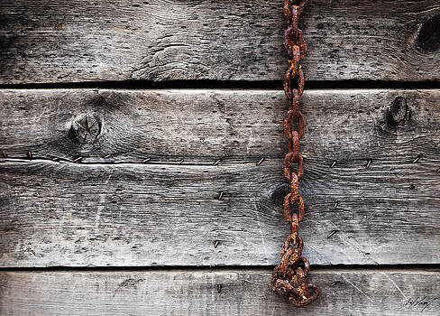 Rusted Chains by Zach Connor