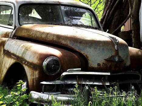 Rusted Memories by Chad Thompson