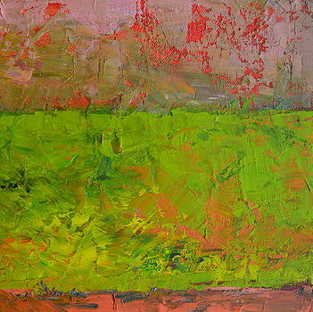 Michelle Calkins - Rustic Roadside Series - Celery Flats