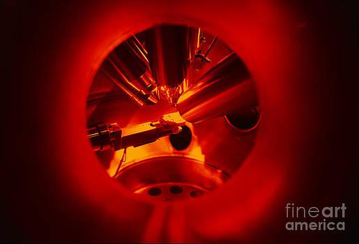 Massimo Brega The Lighthouse - Rusty Metal In Microscope