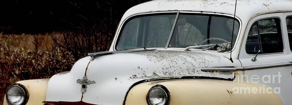 Gail Matthews - Rusty Old Chrysler