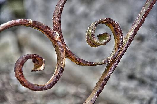 Martina Fagan - Rusty Rails