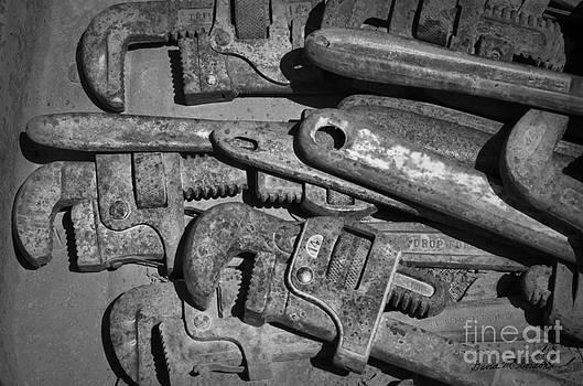 David Gordon - Rusty Wrenches BW
