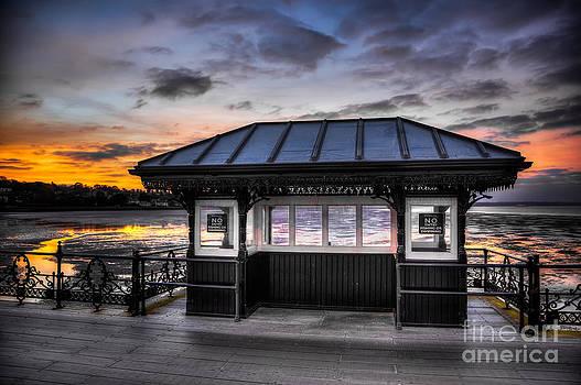 English Landscapes - Ryde Pier