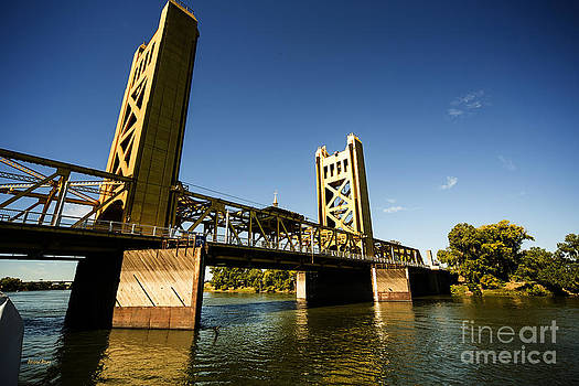Cheryl Young - Sacramento Tower Bridge