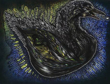 Adam Boshart - Sacred Water Bird