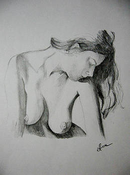 Sad by Adina Bubulina
