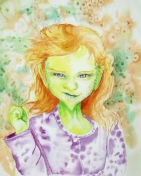Sadie Elf by Brenda Swonger