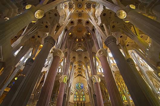Sagrada Familia III by Jack Daulton