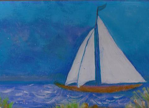 Anne-Elizabeth Whiteway - Sail Away