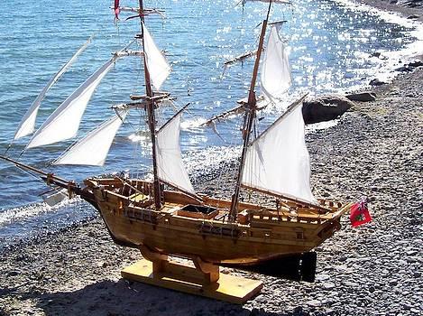 Sail Away by Carolyn Mortensen