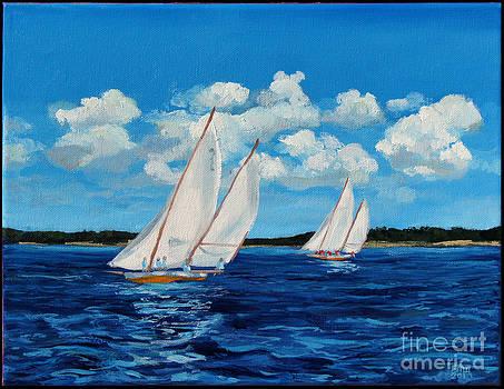 Edward Williams - Sail Away