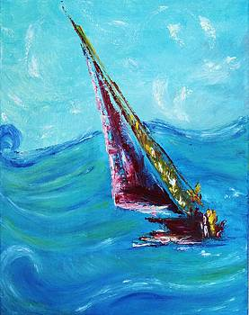 Sail Away by Julie Lourenco