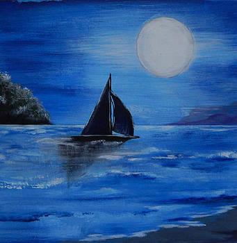 Sail Away by Shirley Watts
