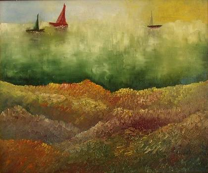 Shesh Tantry - Sail Boats II