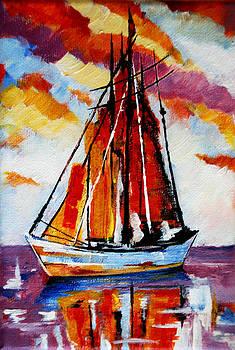 Sail by Indira Mukherji