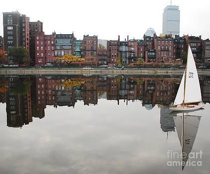 Sail with me by Susan Hernandez