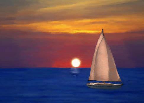 Nina Bradica - Sailing-1