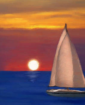 Nina Bradica - Sailing-2