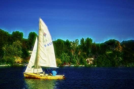 Cindy Nunn - Sailing 5
