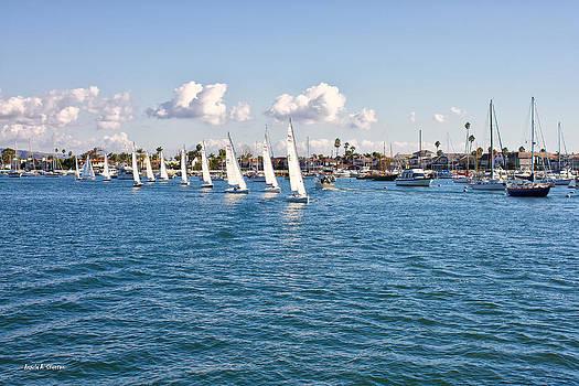 Angela A Stanton - Sailing