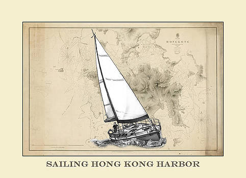 Jack Pumphrey - Sailing Hong Kong Harbor