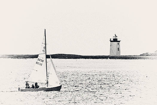 Karol  Livote - Sailing In Cape Cod