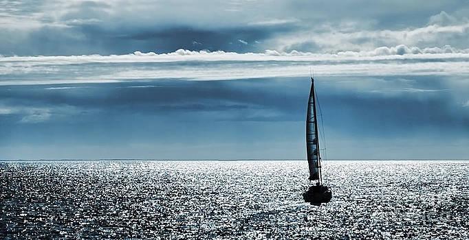 Sailing by Radu Razvan