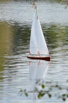 Nicki Bennett - Sailing Reflection