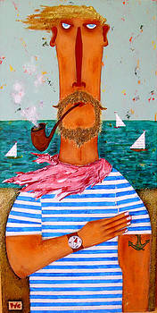 Sailor by Ivaylo Georgiev
