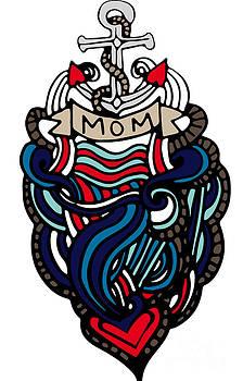 Sailor Mom by Mariana Vianna