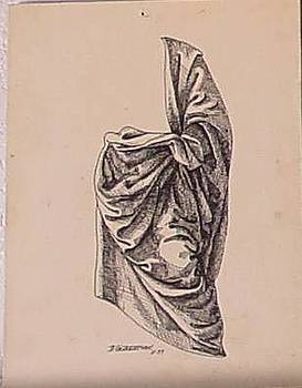 Saint Bartholomes' Robe by Denis Gloudeman