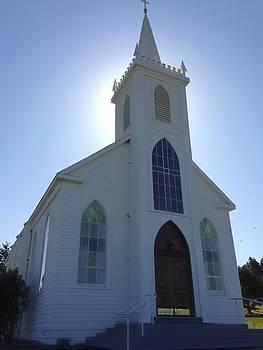 Saint Teresa of Avila Church by Jennifer Lamanca Kaufman