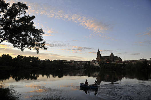 Salamanca Spain by Henrique Souto