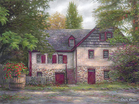 Salem House by Chuck Pinson