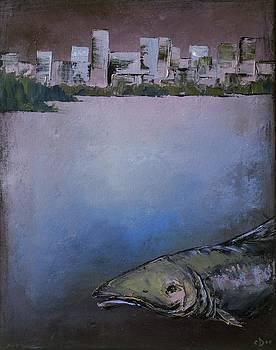 Salmon City by Carolyn Doe