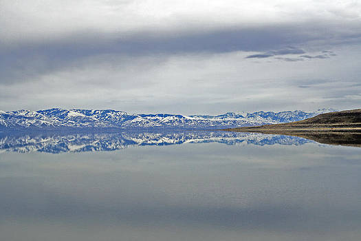 Salt Lake Winter by Jeff Lucas