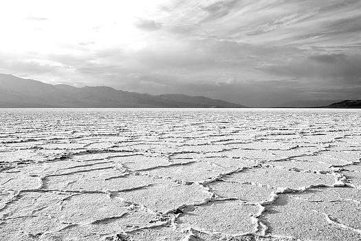 Salt Pan Polygons by Leah Kimper