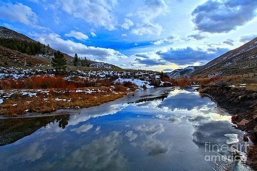 Adam Jewell - Salt River Reflections