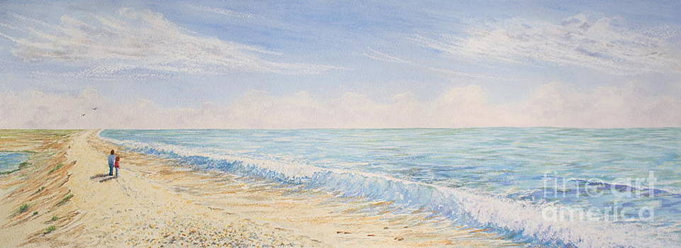 Salthouse Norfolk by Julie Wrathall