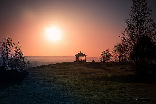 Salute the Dawn by Dustin Abbott