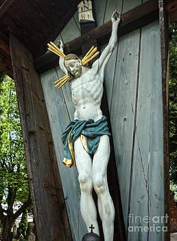 Gregory Dyer - Salzburg Jesus