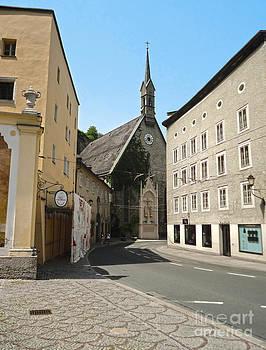 Gregory Dyer - Salzburg Old Town