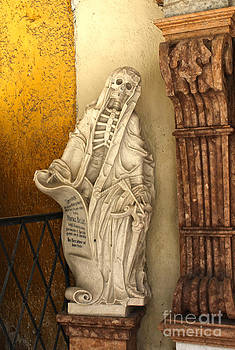 Gregory Dyer - Salzburg Skeleton