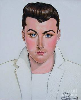 Sam Smith by Annette Jimerson