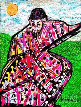 Samurai      by Darlyne Sax