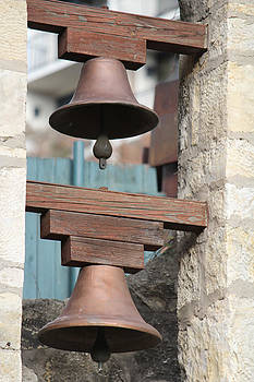 San Antonio Bells  by Carrie Godwin