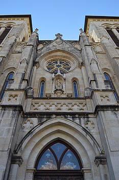 San Antonio Church 02 by Shawn Marlow